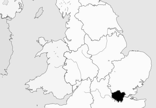 Map of London Region
